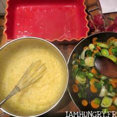 Polentarte aux legumes d hiver 4