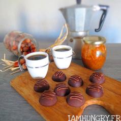 Chocolat noisettes 1