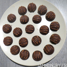 Chocolat noisettes 2