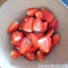 Mousse a la fraise 5