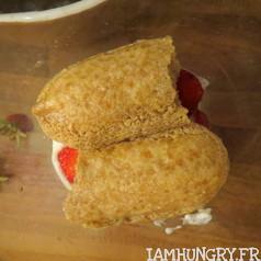 Tiramisu aux fraises 3