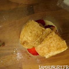 Tiramisu aux fraises 5