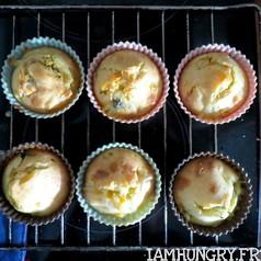 Cake poivrons jaune fourme d ambert 2