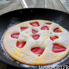 Pancake souffle fraises1%282%29
