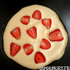 Pancake souffle fraises2