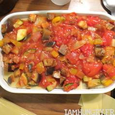 Lasagnes aux legumes de soleil 3