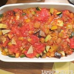 Lasagnes aux legumes de soleil 5