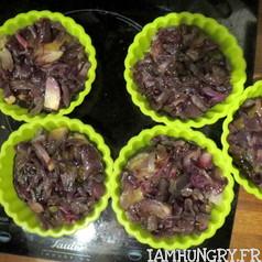 Petites tatin d aubergines 4