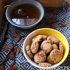 Biscuits okara amande 1a