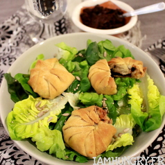 Salade che%cc%80vre en croute 1d