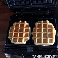 Gaufre liegeoises 2