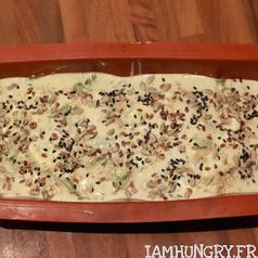 Cake fanes de carottes fe%cc%81ta 2