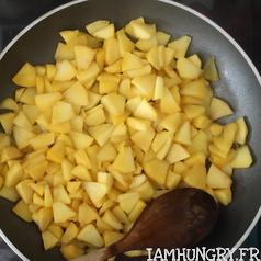 Gateau aux pommes renverse%cc%81 5