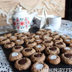 Biscuits puis a la noix 1b