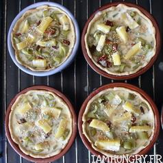 Tartelettes cosse tomats se%cc%81che%cc%81es 2