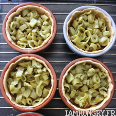 Tartelettes cosse tomats se%cc%81che%cc%81es 3
