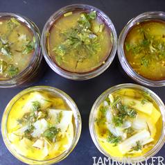 Aubergine fenouil confit a l huile 2