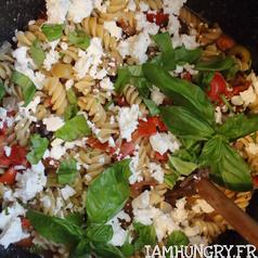 One pot pasta carre