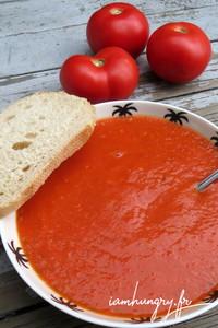 Soupe a la tomate