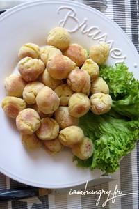Pommes dauphines