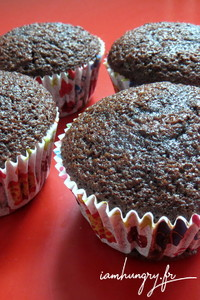 Muffins cacao