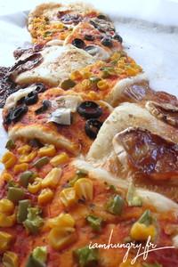 Pizza tresse%cc%81e