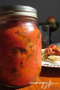 Sauce tomates