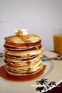 Pancakes sirop erable