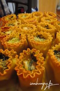 Roule%cc%81s de lasagnes poireaux