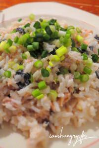 Salade riz saumon rect