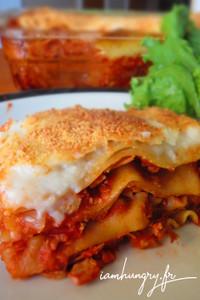 Lasagnes rect