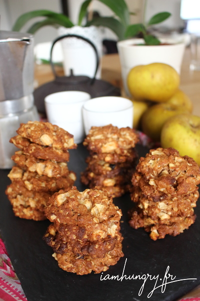 Cookies comme une apple pie