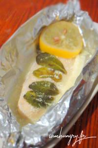 Poisson menthe citron rect
