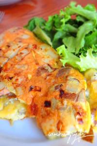 Omelette paysanne rect