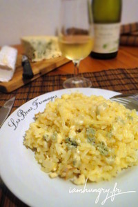 Risotto 4fromages