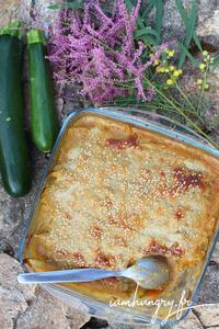 Lasagnes de courgettes rect