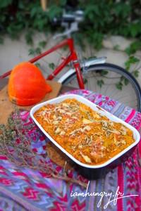Lasagne potimarron