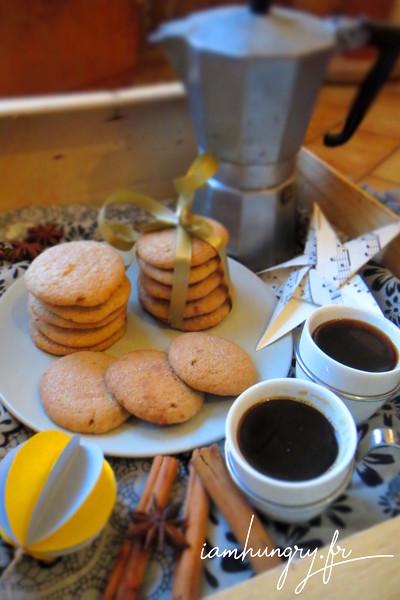 Snickerdoodles - biscuits de Noël