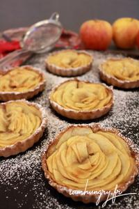 Tartalettes pommes