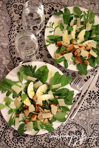 Salade ce%cc%81sar