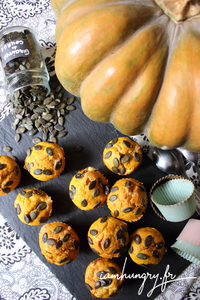 Muffin courge 1b
