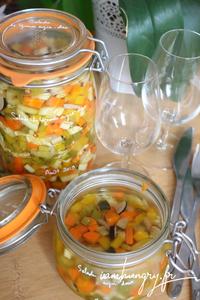 Salade aigre douce rect