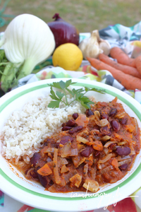 Chili sin carne dhiver rect