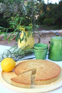 Gateau citron semoule rect