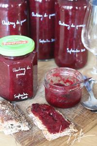 Chutney de prune rect