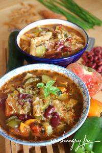 Soupe minestrone ete rect
