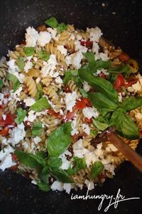 One pot pasta rect