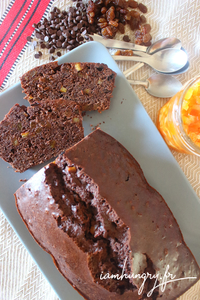 Cake cacao orange rect